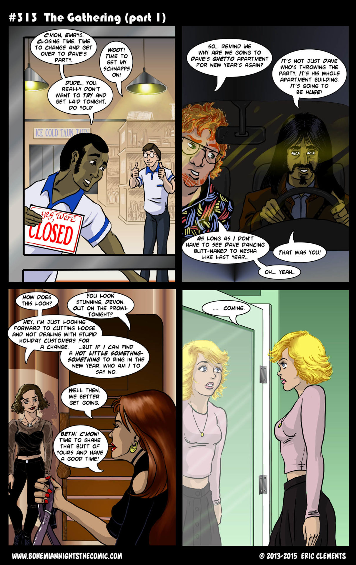 #313 The Gathering – Part 1