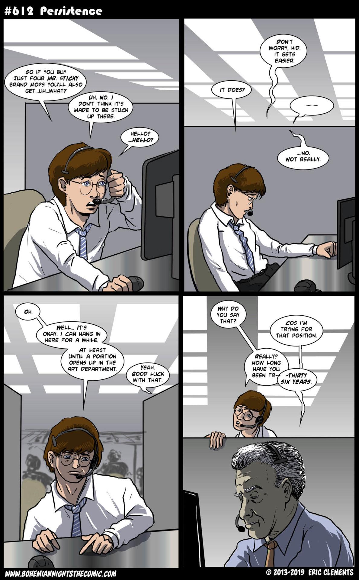 #612 Persistence